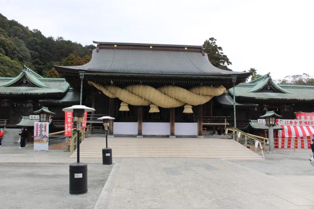 宮地嶽神社の写真 1