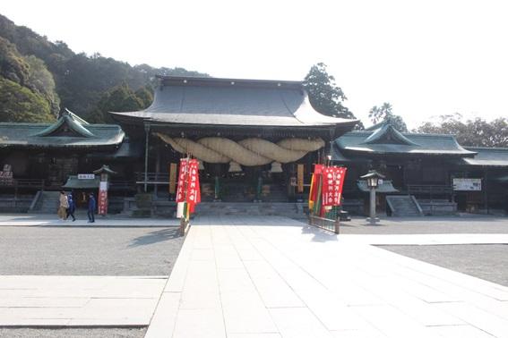 宮地嶽神社の写真