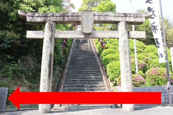 篠崎八幡宮の写真