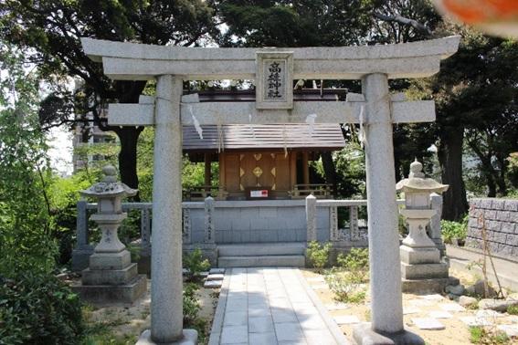 高雄神社の写真