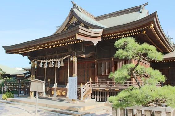 若松惠比須神社